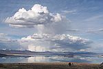 Clouds Over Mono Lake