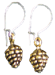 Click here for more information about Pine Cone Earrings