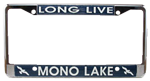 Click here for more information about Mono Lake License Plate Frames