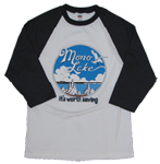 Click here for more information about Adult It's Worth Saving Baseball Shirt