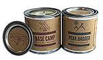 Click here for more information about Wandering Bison Candles