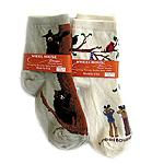 Click here for more information about Kids' Nature Socks
