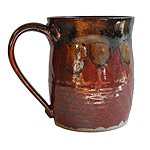 Click here for more information about Handmade mugs by Michael Cooke