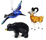 Click here for more information about Mono Basin wildlife ornaments